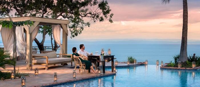 Bumi Hills Safari Lodge_Lake Kariba_Zimbabwe_Luxury Safari Lodge_ Infinity Pool Area_Sunset_African Bush Camps (22)