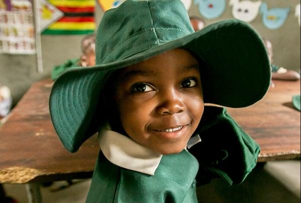 Hwange Main Camp Nursery School, Zimbabwe (19)