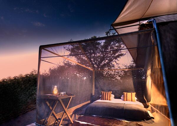 Linyanti Expeditions tent under the stars Botswana Dook 2019 (17)edit
