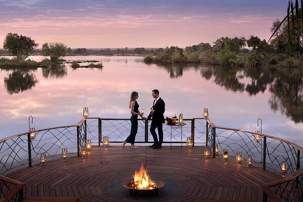 The 5 Most Romantic Spots at African Bush Camps-1