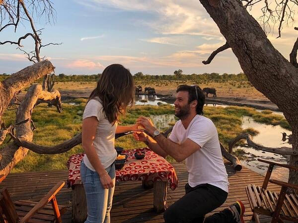 The 5 Most Romantic Spots at African Bush Camps-6