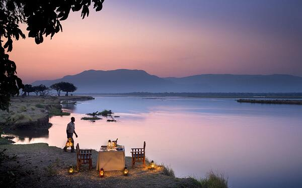 The 5 Most Romantic Spots at African Bush Camps-7