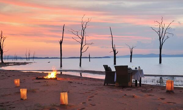 The 5 Most Romantic Spots at African Bush Camps